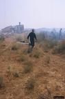 """aaa008 -- Durant els anys 2004 i 2005 es van produir alguns incendis a Castellbisbal, sortosament no tan grans com els del 1994.  <a href=""""http://www.malpolon.net/reportatge-incendis-a-castellbisbal-2004-2005/"""">Podeu llegir l'entrada sobre aquestes fotografies al blog aquí.</a>"""