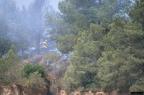 """aaa015 -- Durant els anys 2004 i 2005 es van produir alguns incendis a Castellbisbal, sortosament no tan grans com els del 1994.  <a href=""""http://www.malpolon.net/reportatge-incendis-a-castellbisbal-2004-2005/"""">Podeu llegir l'entrada sobre aquestes fotografies al blog aquí.</a>"""